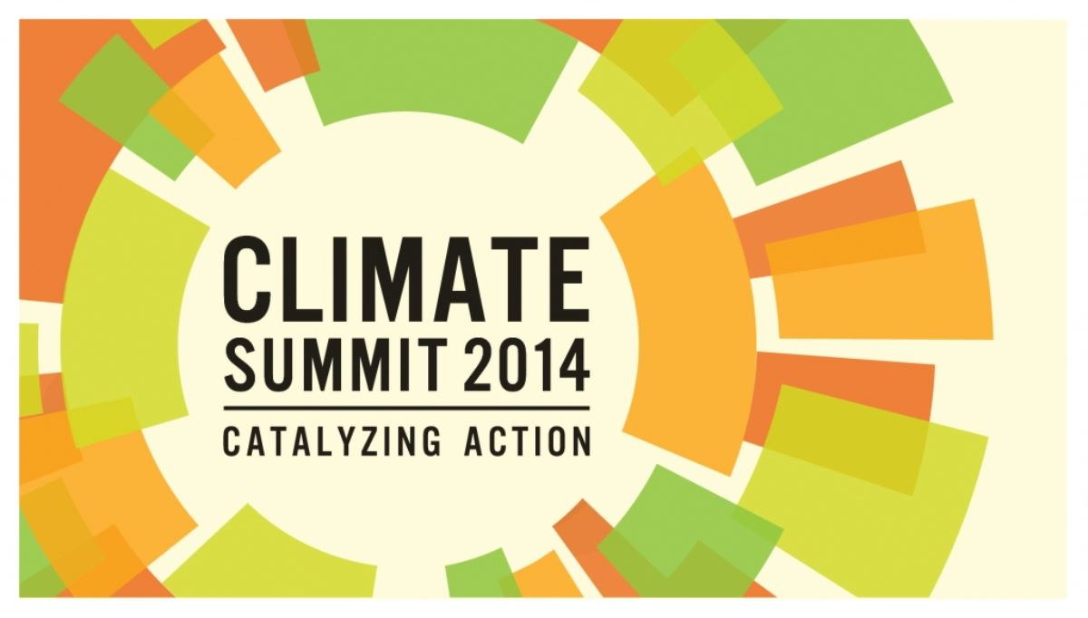 COOLNOMIX Cool News - Climate Summit 2014: How COOLNOMIX Can Help